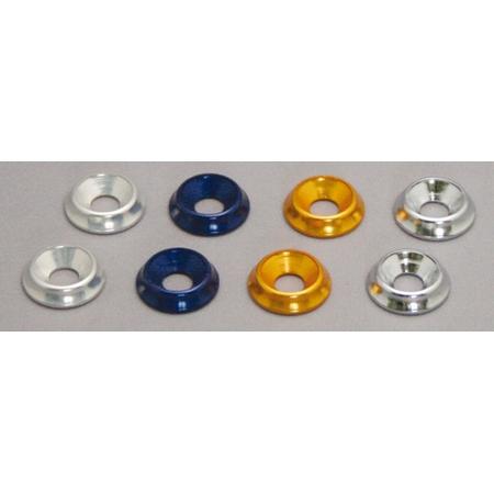 錐型螺絲定位套環