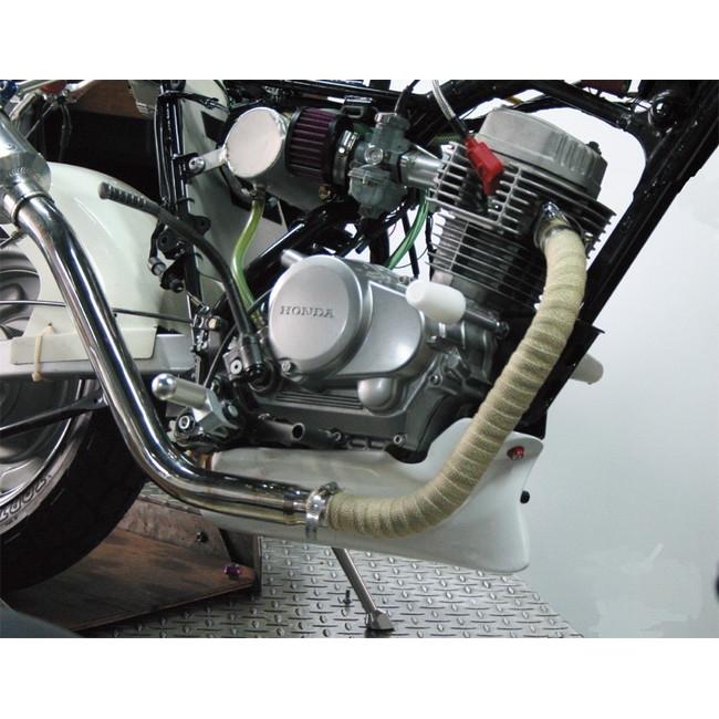 【CF POSH】排氣管用隔熱材 - 「Webike-摩托百貨」