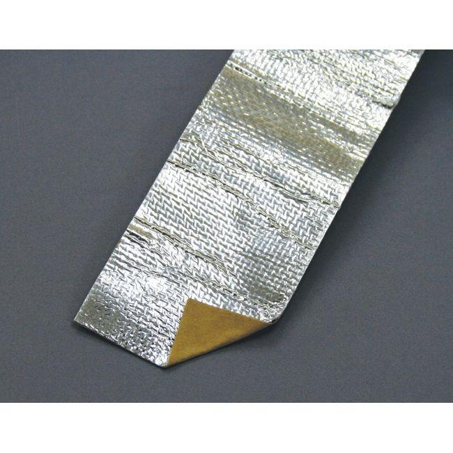 斷熱、保護鋁合金玻璃纖維膠帶