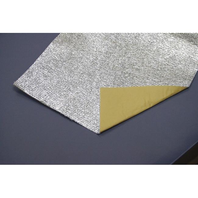 斷熱、保護鋁合金玻璃纖維布
