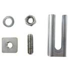 【CF POSH】焊接型排氣管支架