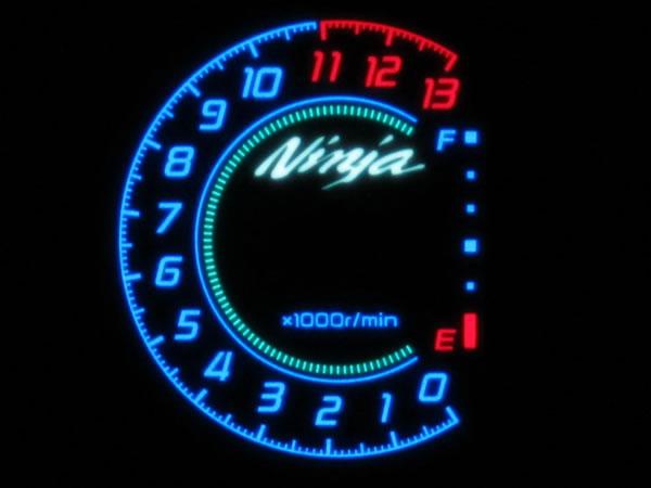 EL儀錶面板