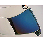 【SUOMY】安全帽鏡面鏡片(藍色鏡面鍍膜)