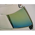 【SUOMY】安全帽鏡面鏡片(金色鏡面鍍膜)