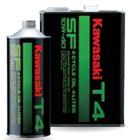 カワサキ:KAWASAKI/4サイクルオイル T4 SF10W-40 1L
