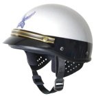 Open-face helmets
