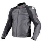 KOMINE JK-533 Titanium Leather Jacket LEVATA HP(with Punching Leather /Aerodynamics Pad)