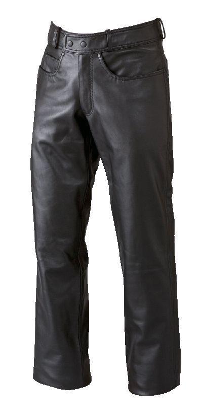 PK-630 皮革 牛仔褲