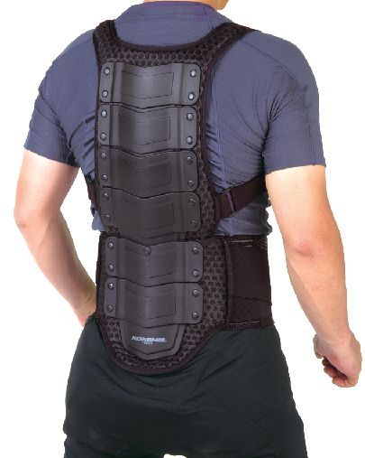 SK - 456 Shoulder back protector 2