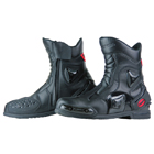 KOMINE BK-067 Protect Sports Short Riding Shoes