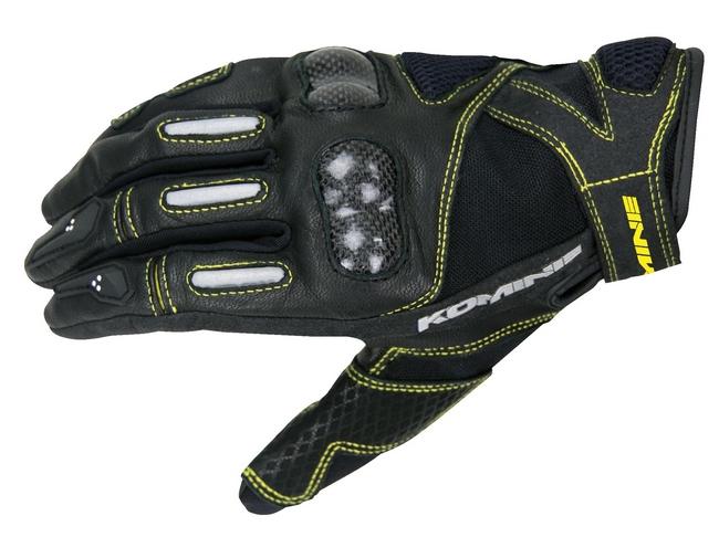 GK-124 碳纖維皮革手套-Faruche