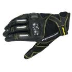 【KOMINE】GK-124 碳纖維皮革手套-Faruche