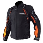 KOMINE JK - 010 Air flow riding jacket Aqua Rio