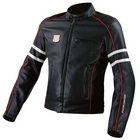 KOMINE JK - 035 Artificial Leather jacket - also