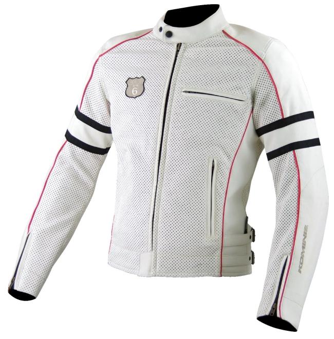 JK-035 人造皮革夾克-Aruzo