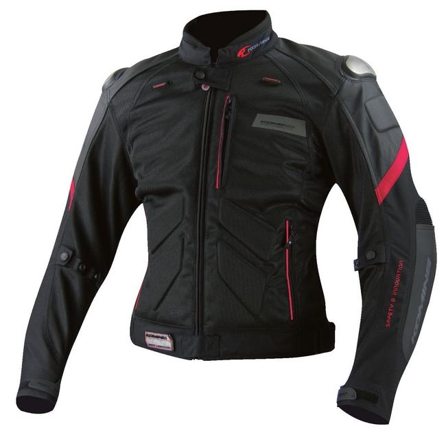 JK-036 鈦合金 網狀 皮革製 夾克-Fiore