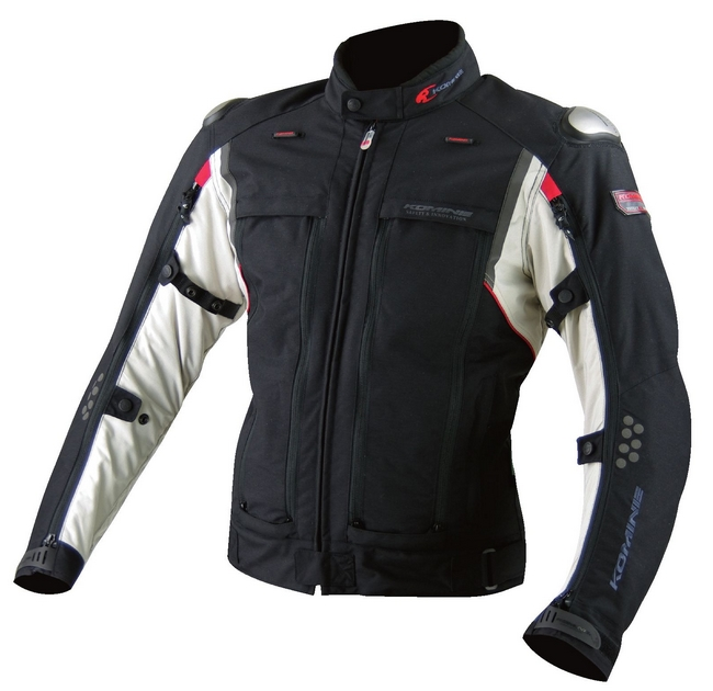 JK-038 GTX F-JKT TITANIO夾克