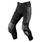 KOMINE PK - 709 Knee slider leather mesh pants
