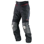 【KOMINE】PK-712 鈦合金網格皮革褲-Riga
