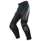 【KOMINE】PK-717 運動型騎士皮革網格褲(OUTLET出清商品)