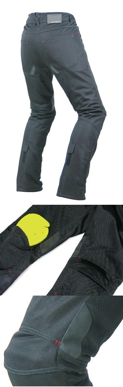【KOMINE】PK-721 涼感全網格騎士牛仔褲 - 「Webike-摩托百貨」