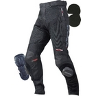 【KOMINE】PK-725 網格騎士褲Superb ZIP