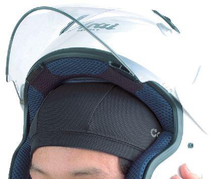 AK-002  Cool max涼感內襯頭套