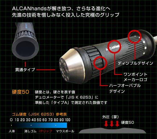【ALCAN hands】握把套 Φ22用  i Grip   - 「Webike-摩托百貨」