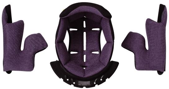 SCORPION(SCORPION)安全帽內部套件 DNA-450AIR/DNA-400用