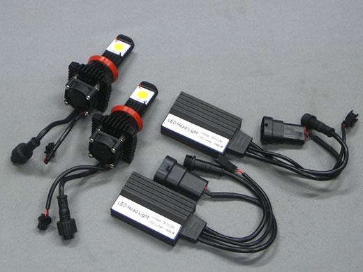 通用型LED大燈燈泡 (單顆)