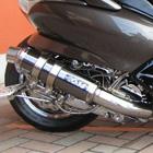 【M-SOUL】SPEC-R金屬黑全段排氣管