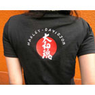大和魂 FOR KIDS  兒童T恤 ( 黑)