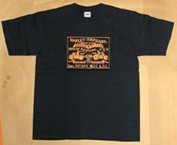 TAG T恤( 黑)