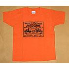 TAG FOR KIDS 兒童T恤 (橙)