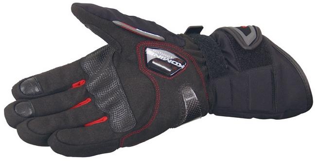 【KOMINE】GK-780 Super fit 碳纖維冬季手套 -Dio - 「Webike-摩托百貨」