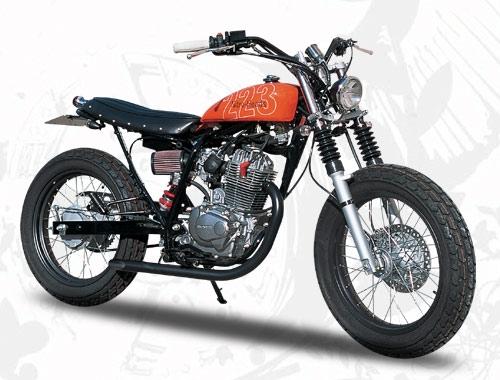 【BIG CEDAR】Chop 鋁合金油箱&坐墊組 - 「Webike-摩托百貨」