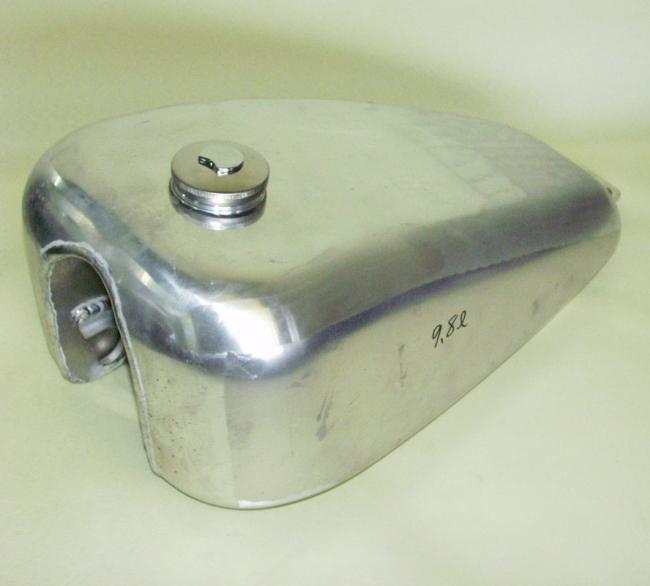 Stretch Sportster 鋁合金油箱