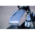 BIG CEDAR Flat side aluminum Tank & Seat set