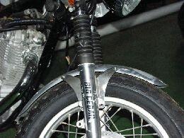 鋁合金前土除 (長) Dunlop K180用