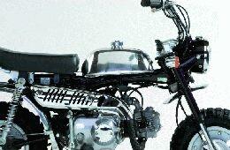 【BIG CEDAR】Type-A 油箱 - 「Webike-摩托百貨」