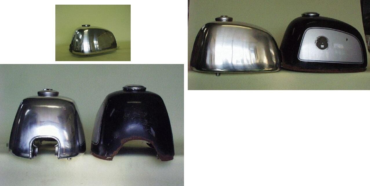 Mini 鋁合金油箱