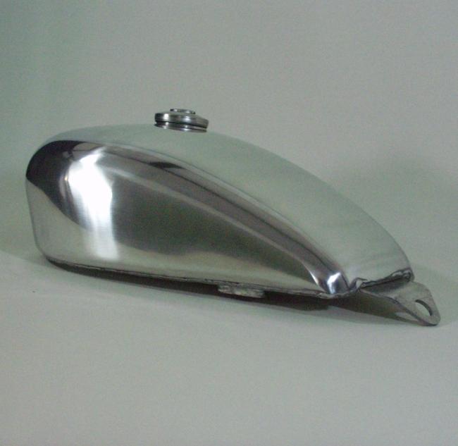 FI對應 Chop 鋁合金油箱