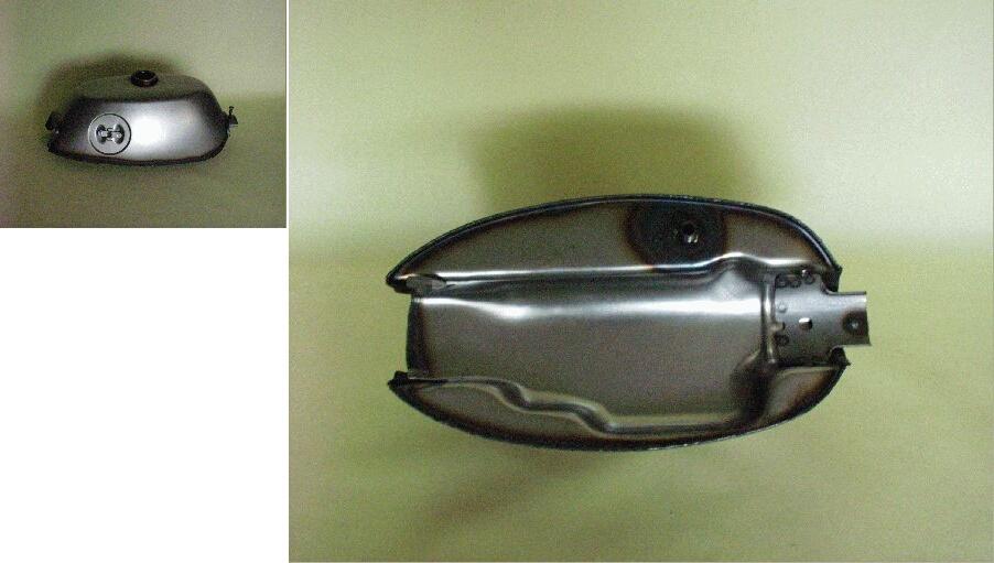 【BIG CEDAR】Type-ST-A 圓型 油箱 - 「Webike-摩托百貨」