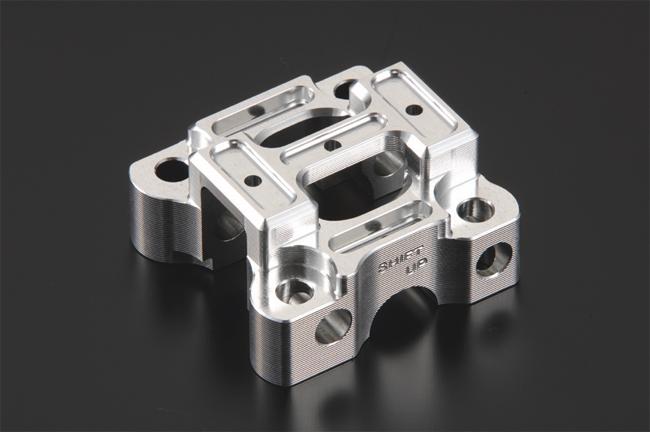 油浴潤滑型凸輪軸固定座(機械切削加工)