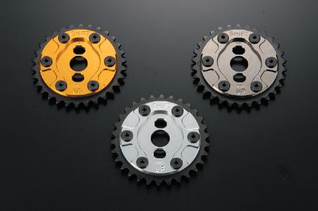 【SHIFT UP】Hybrid 凸輪軸鏈輪 - 「Webike-摩托百貨」