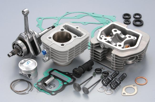 Basic 加大缸徑/行程套件 BA125cc