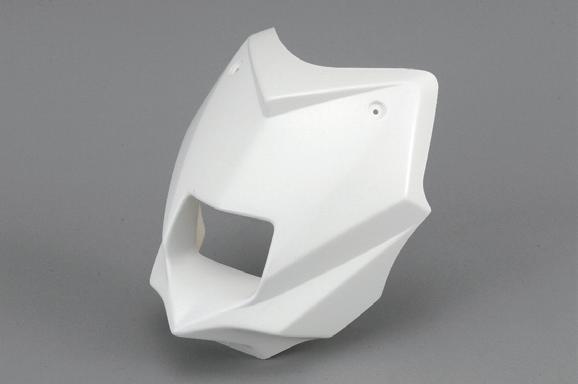 Euro motard 頭燈整流罩