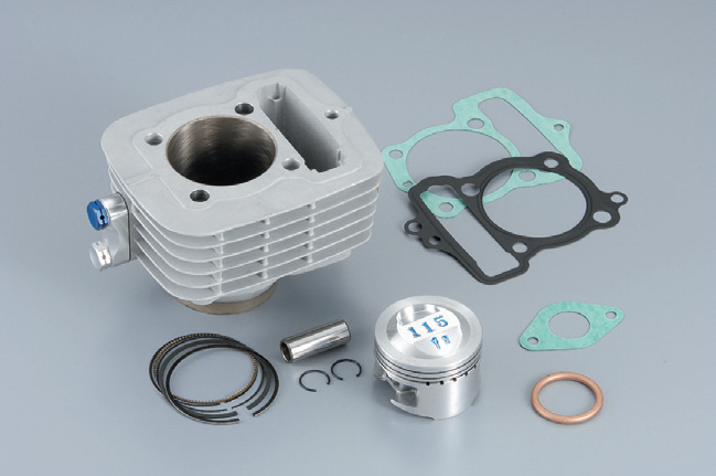 【SHIFT UP】100cc→115cc 加大缸徑套件 (陶瓷鍍層汽缸) - 「Webike-摩托百貨」