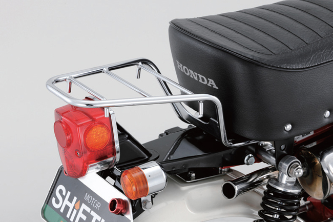 【SHIFT UP】4L復刻版行李架 - 「Webike-摩托百貨」