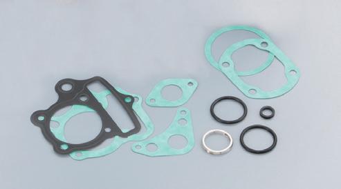 鋼製汽缸頭墊片組